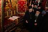Patriarch Bartholomew Arrives in Jerusalem