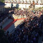 Transfiguration in Romania  GOC 2014