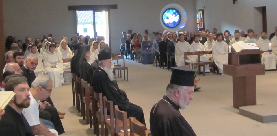 "World Patriarchates participate in ""Ecumenical Spirituality"" Congress"