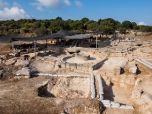 Byzantine Monastery Unearthed in Israel