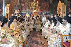 Concelebration Video of GOC-K Communion with ROCOR-A in July