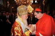"Cardinal Koch: ""We don't have problems with Constantinople"" and ""Patriarch Bartholomew very open"""