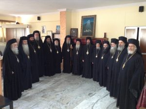 September 5 / 18 Decisions of the GOC (K) Holy Synod Meeting