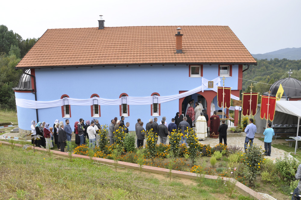 GOC-K Opens New Monastic Church in Bosnia