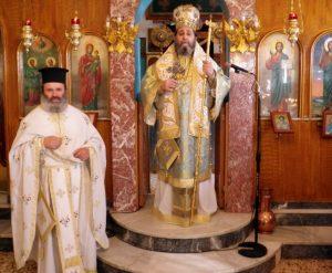 GOC-K Celebration of St. Nektarios of Aegina