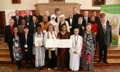 "Patriarch Bartholomew's ""Interfaith Declaration"" Denounces Religious Violence (Unless you are Esphigmenou)"