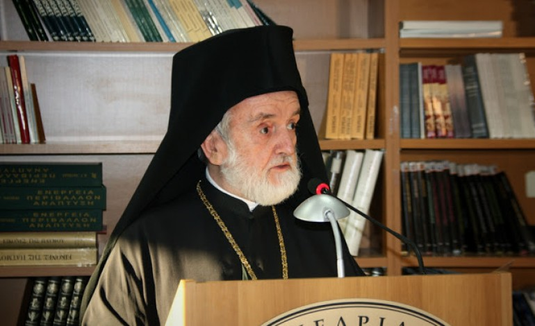"John Zizioulas: The meeting at the Phanar took place in ""anticipation"" of full communion"