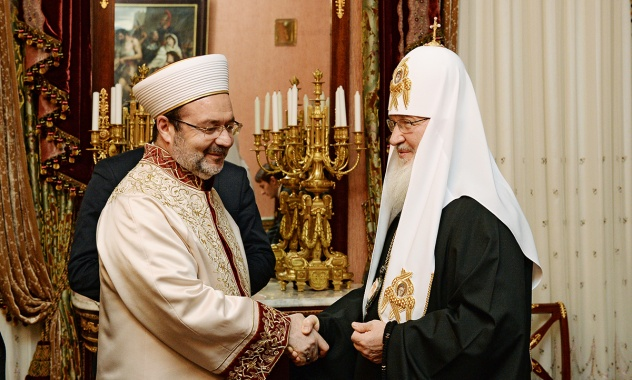 "Patriarch Kyrill on Papism: Necessary ""to develop and deepen the dialogue with her on all these issues"""