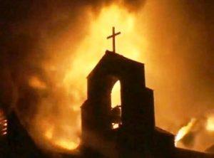 Burning Churches Is Legitimate Under Jewish Law