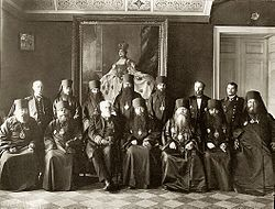 russian holy synod