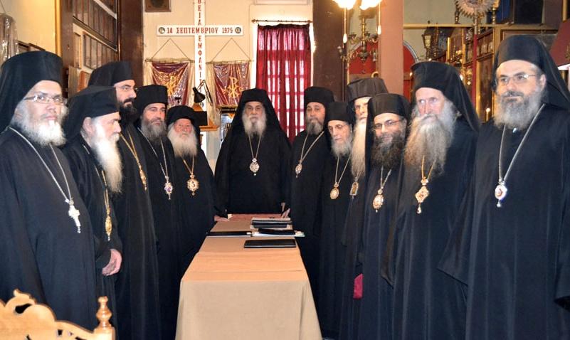 GOC-K Synod