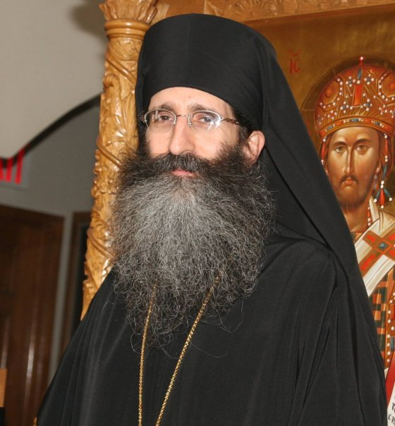 Bishop Christodoulos of Theoupolis