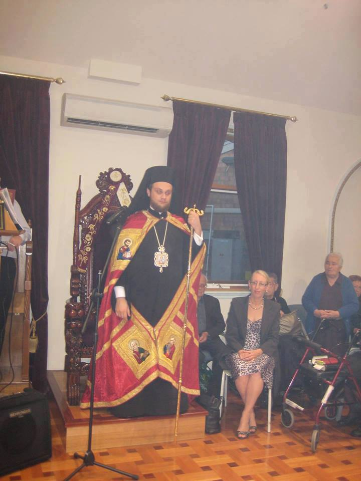 Priest Goran (Seraphim) Jovanov Deposed by Australian Orthodox