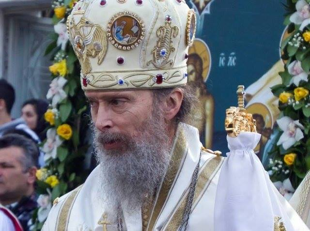 Bishop Auxentios of Etna and Portland