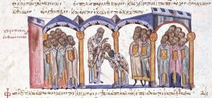 Consecration_of_Patriarch_Euthymius_I_of_Constantinople