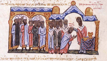 consecration of patriarch st polyeuctus