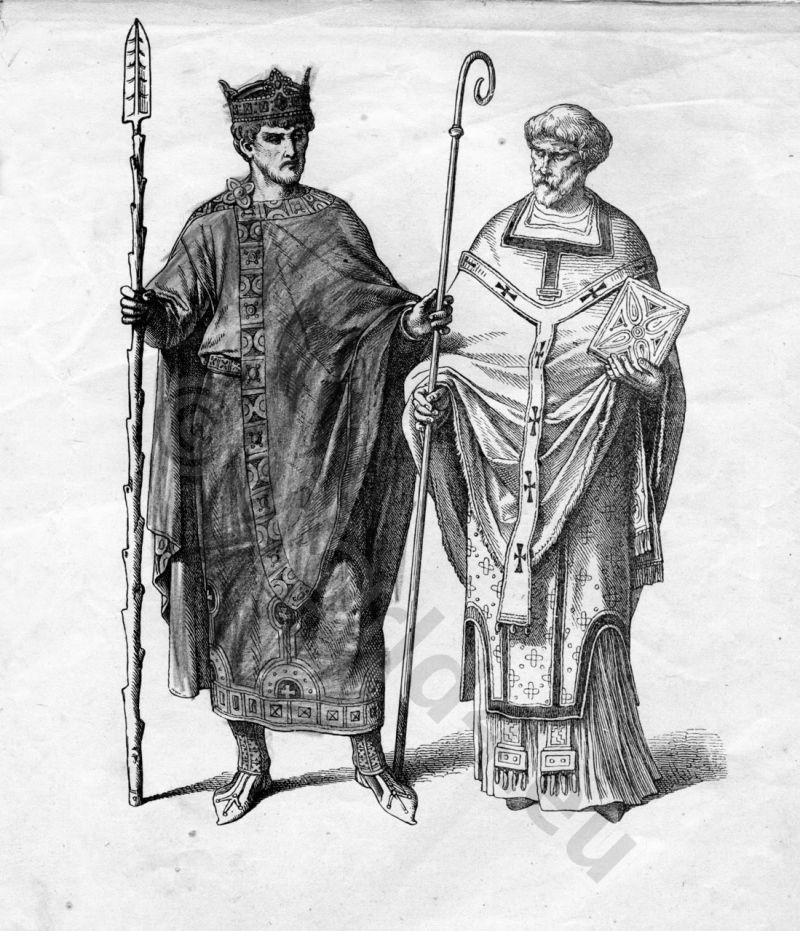 Archbishop Arnulf of Orleans (+1003) and the Synod of Verzy (991AD) on the Papacy