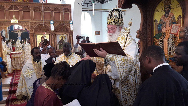 World Orthodox Clergy Issue Letter on Alexandrian Patriarchate's Making of Deaconesses