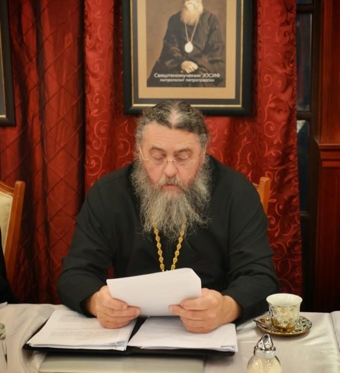 Fr. Victor Melehov Responds to ROCOR-A Schism