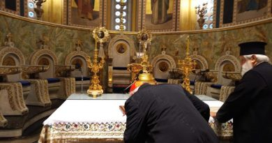 source: St Francis of Assisi Greek Catholic Parish, FB