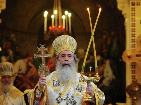 Patriarchs of Jerusalem and Moscow Form a New Alliance