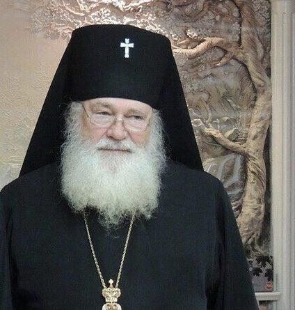 2019 Nativity Epistle of Archbishop TIKHON of Omsk