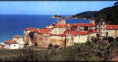 It's 2020, and they are STILL persecuting the Monastery of Esphigmenou