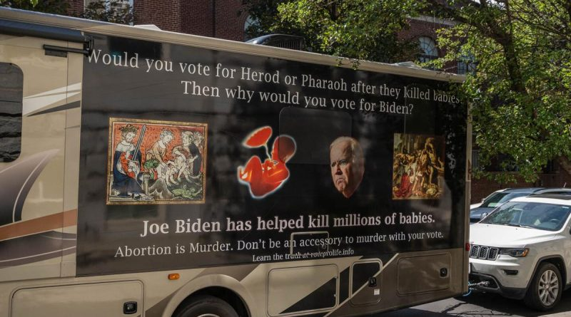Why An Orthodox Christian Cannot Vote for Joe Biden