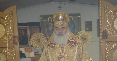 Nativity Epistle 2020: Metropolitan NICHOLAS of CINCINNATI