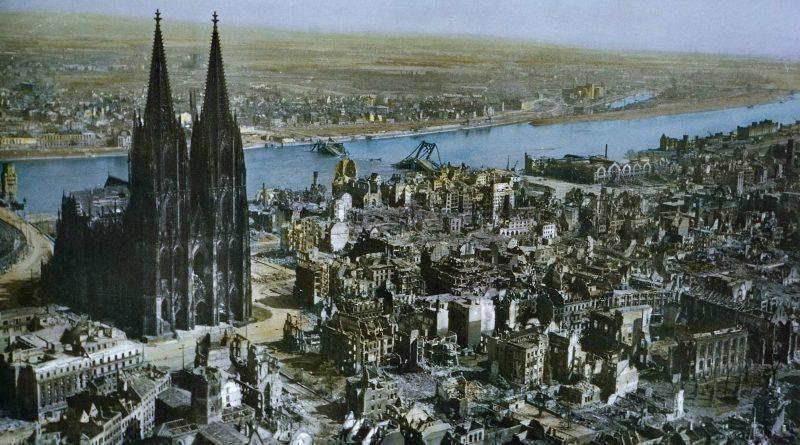 Observations of Archbishop Hilarion (Troitsky) on Cologne Cathedral