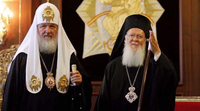 "Patriarch Kirill declares Patriarch Bartholomew ""lapsed into Schism"""