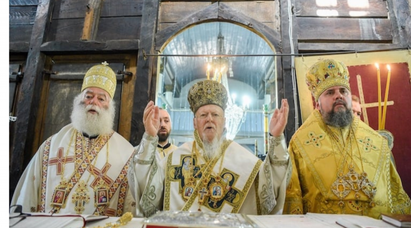 """MP Head of External Church Relations on Alexandrian Greek Patriarch: """"Patriarch Theodore has irrevocably associated himself with the schism"""""""